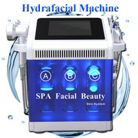 Wholesale facial scrubbers for sale - Hot selling Hydra facial machine skin rejuvenation water Peeling Dermabrasion microdermabrasion hydrofacial Remove blackheads skin scrubber