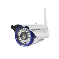 ip kamera ip66 großhandel-VSTARCAM C7815WIP Onvif WIFI Wireles IP-Kamera Sicherheit im Freien 720P Wasserdichtes IP66-Netzwerk HD CCTV-Kamera Unterstützung 128G SD-Karte