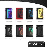 Authentic SMOK Scar 18 230W Box Mod compatible with TFV9 Tank Equipped with 0.96-inch TFT screen
