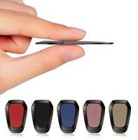 Dünn 360Â ° Rotation Handy-Standplatz Autohalterung Fingerring Magnetisch