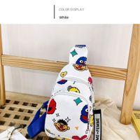 Wholesale play boy bags for sale - Group buy New Sesame Street boy messenger kindergarten outdoor play shoulder cute girl Shoulder Fashion fashion chest bag trendy bag