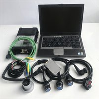 Wholesale diagnostic computer cars for sale - Group buy MB Star C5 Diagnosis tool for MB old car repair with Dell D630 computer with SD Connect C4 C5 soft ware installed for car truck