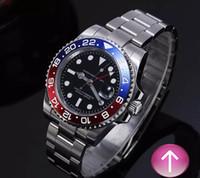 ingrosso orologi rossi-SRX13-Popolare vendita calda 2019 blu colore rosso moda speciale meccanico automatico di lusso da uomo orologio da polso