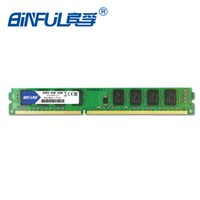 Wholesale ddr3 gb Binful orignial New DDR3 GB mhz PC3 RAM Memory pin compatible with Desktop computer
