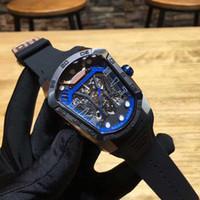 japão relógios mecânicos venda por atacado-Nova chegada de alta qualidade relógios automáticos para homens japão movimento mecânico relógios de pulso dos homens esportes elástico relógio super presente para o homem
