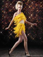 nice dresses imágenes al por mayor-Niza Pop Fotos reales Reales Pop Vogue Un hombro Dos piezas Borla Remache Con cuentas Vestir Vestidos cortos en latín