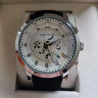 uhrzeiger großhandel-Heiße Verkaufsmarke Alle Zeigerarbeit, die Sekunden 40mm QUARTZ Luxusuhren klassische männliche Uhr Relogio Markenarmbanduhr läuft