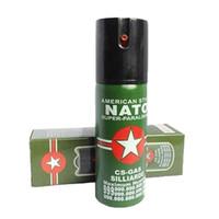 biber spreyi toptan satış-Kendini Savunma Ürün Serisi Mini Biber Gazı için PEPPER SPREY