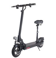 ingrosso materiale di alluminio incorniciato-Top Quality Small Electric Bike 201-500 W Power 2 ruote scooter elettrico