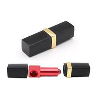 ingrosso rossetto di alta qualità-Creatività di moda di nuovo tipo rossetto modanatura tubo di metallo high-end personalizzato tubo di rossetto rimovibile