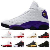 spor ayakkabıları adı toptan satış-retros 13 En 13 s Erkekler Basketbol Ayakkabıları Mahkemesi mor Hyper Kraliyet Bred O isim aldı 2003 Gri Ayak Melo Sınıf Spor Ayakkabı Tasarımcısı Sneakers