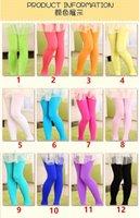 kızlar sıkı pantolon pantolon toptan satış-Çocuk Elbise Çorap Tayt Tayt Skinny Pantolon Moda Şeker Renk Tozluk Uzun Pantolon Çocuklar Rahat Pantolon Kız Tayt 12 renk