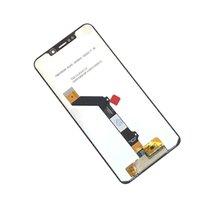 bir inç lcd ekran toptan satış-5.9 Inç Lcd Ekran Meclisi Için Motorola One P30 XT1941 Oyna Yedek Parçalar Siyah