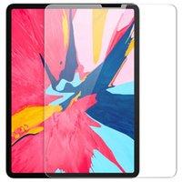 koruyucu ipad mini paketi toptan satış-YENI Ipad Için Temperli Cam Ekran Koruyucuları Ipad Pro için 12.9 inç 3 4 Hava / Hava 2 Mini 3/4 Paketi ile