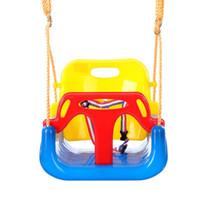 Wholesale outdoor patio swings for sale - Group buy 3 In Multifunctional Baby Swing Baby Swing Toy Patio Swings Hanging Basket Outdoor Kids Toy