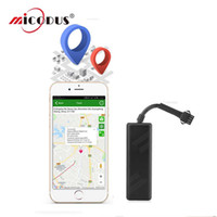 Wholesale motorcycle relays for sale - Group buy New Car GPS Tracker For Car GSM GPS Tracker Motorcycle Remote Relay Cut Off Oil Power Over Speed Real time track Free APP Web