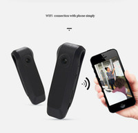 Wholesale 21x camera digital resale online - Can be concealed beautiful mini WIFI P recording camera recorder with WiFi APP visual and night vision