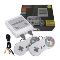 Wholesale Super Mini Classic Game Console SNES SFC Video Games For Entertainment System TV Game Console