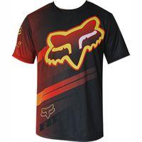 4xl rennjacken großhandel-Motorradfahren T-Shirt Jersey Shirt Kurzarm Frühling Fahrradanzug Racing Jacken Hemd Jacke Draußen Sweatshirt Sportswear