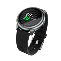 Wholesale uses monitor resale online - Original Haylou Solar LS05 Smart Watch Sport Metal Round Case Heart Rate Sleep Monitor IP68 Battery iOS Android