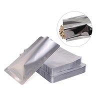 ingrosso sigillo di calore in alluminio-Sacchetti per saldatura sottovuoto Sacchetto di accumulatori Guarnizione a caldo Sacchi di alluminio Sacchi per alimenti Sacchi termici Forniture da cucina