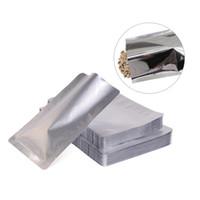 Wholesale heat seal foil bags online - Vacuum Sealer Pouches Storage Bag Heat Seal Aluminium Foil Bags Food Grade Heat Sealing Bag Kitchen Supplies