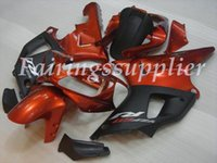 laranja r1 venda por atacado-New (Injecção) ABS Fairing Kits Fit For (Yamaha YZF-R1) 1998 99 00 01 2002 carenagens definidos lBronze laranja