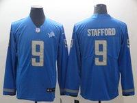 2019 Mens jersey Matthew Stafford Barry Sanders Darius Slay Jr Custom Detroit  Lions Vapor Untouchable american womens football kids jersey f998d7aec