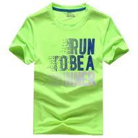 подростковые мальчики шорты оптовых-Мальчики быстросохнущая футболка летние дети спортивные топы подросток Детская одежда Детские мальчики бег футболка с коротким рукавом одежда