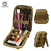 Wholesale molle pouches accessory online - Tactical Utility Molle EDC Pouch Outdoor Hunting Tool Organizer Hiking Camping Sport D CORDURA Nylon Accessories Bag