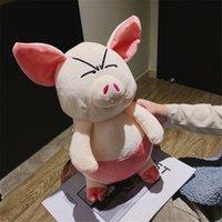 ingrosso cartoon giapponesi per adulti-Cartone animato maiale giapponese anime peluche borsa a tracolla per bambini bambini borsa per adulti peluche regali bambole giocattolo