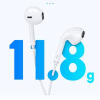 bluetooth kulaklık gürültü engelleme toptan satış-JOYROOM JR-EP2 Bluetooth Kulaklık Kablolu Kulaklık Smatrphone Samsung için Sweatproof Kulaklık Iptal Mikrofon Kontrolü Gürültü ile