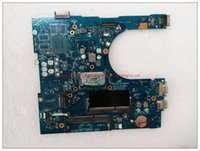 Wholesale For DELL Inspiron P51F laptop AAL10 LA B843P F0FC6 F0FC6 i3 U DDR3L integrated graphics motherboard