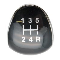 Wholesale fiesta cars resale online - Insert Cap Car Easy Install ABS LED Light Replacement Gear Shift Knob Durable Gearstick Fashion Speed for Fiesta