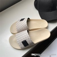 Wholesale styles slipper for man for sale - Group buy The new style of cool slippers for men in is breathable and comfortable flat slippers Rubber combination sole With original packaging
