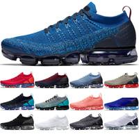 zapatos de color azul oscuro al por mayor-2019 xamropav 2.0 Zapatillas de correr Hombres Mujeres Triple Negro Blanco Oscuro Estuco Trabajo Gimnasio Azul Rojo Órbita Olímpica Tamaño 5.5-11