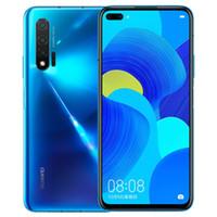 Wholesale 6 inch screen cell phones resale online - Original Huawei Nova G LTE Cell Phone GB RAM GB ROM Kirin Octa Core inch Full Screen MP Fingerprint ID Smart Mobile Phone