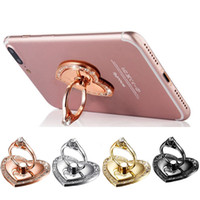 Wholesale samsung phones low for sale - Group buy Universal Mobile pHone Finger Holder Degree Lower Diamond Stand Bracket For Samsung s8 s10 note htc android phone pc