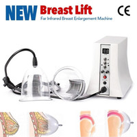 Wholesale bust pump for sale - Group buy Breast Enlargement Breast Massager Machine With Different size Vacuum Pump Bust Enhance Beauty Equipment
