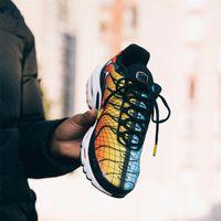 ingrosso rullo eva-2019 Plus Greedy Sneakers Roller Shoes Maxes fashion TN Blue Orange NO 90 87 97 Taglia 40-46
