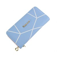 Wholesale smart card standard resale online - goood quality Clutch Wallet Women Wallet Female Fashion Pu Leather Bags Ladies Id Card Holders Cell Phone Cash Purses Smart Wallet