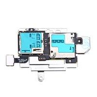 micro cartão sim titulares venda por atacado-Conector de suporte de leitor de SD Micro slot de cartão SIM para Samsung Galaxy S3 I9300