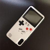 ingrosso casi di telefonia dei ragazzi-Custodie per telefoni Game Boy per Iphone Xs Display completo per Iphone X Iphone 7 8 Cover posteriore per telefono da gioco