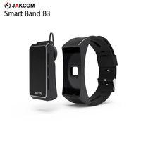 spy watch оптовых-JAKCOM B3 Smart Watch Горячие Продажи в Смарт-Браслетах, как браслет смола тайский шпион SmartWatch Q9