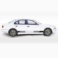 körperaufkleber für suv großhandel-Auto-Taille Aufkleber Karosserie personalisierte modifizierte SUV-Abziehbilder