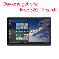 Wholesale tablet teclast intel resale online - Teclast X16 Pro Tablet PC intel cherry trial T4 Z8500 GB ram GB rom inch IPS Win Android WiFi USB3