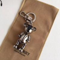 ingrosso accessori per teddy-Designer fashion accessories bur Pendente per borsa a forma di orsacchiotto LittleYa; borsa e portachiavi accessori per auto chiave confezione originale completa