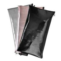 Wholesale washed pu handbags for sale - Group buy New Cosmetic Bag Makeup Bags Women Zipper Bag Make Up Handbag PU Organizer Storage Pouch Toiletry Fashion Travel Wash Bags
