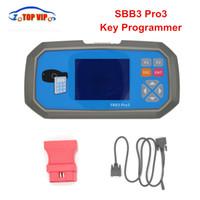 neueste sbb schlüsselprogrammierer großhandel-Neueste SBB3 PRO 3 Silca SBB PRO2 V48.88 Schlüsselprogrammierer Großhandelspreis Multi Langauge sbb Schlüsselprogrammierer V46.02 Auf Lager