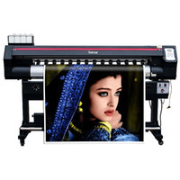 Wholesale inkjet digital printer for sale - Group buy large format mm sublimation printer one year warranty m digital sublimation printing machine machine